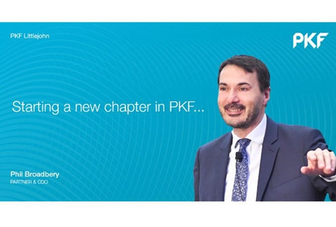 Starting a new chapter in PKF