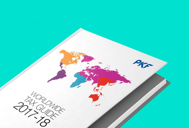 PKF International worldwide tax guide 2017-18
